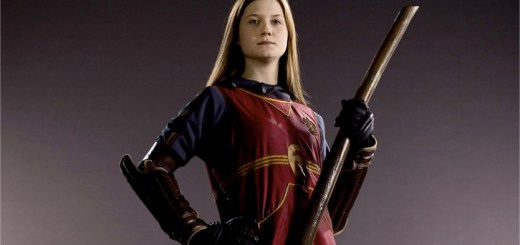 Harry Potter BlogHogwarts Ginny Weasley Quidditch