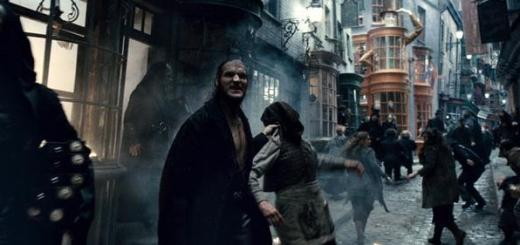 Harry Potter BlogHogwarts Muerte Dave Legeno Fenrir Greyback