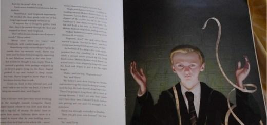 Harry Potter BlogHogwarts Piedra Filosofal Ilustrado (8)