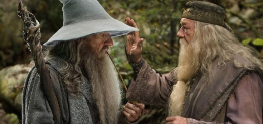 Harry Potter BlogHogwarts Gandalf Dumbledore