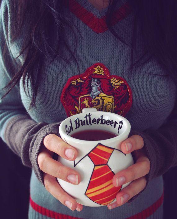 8 tazas de Harry Potter para tomar café