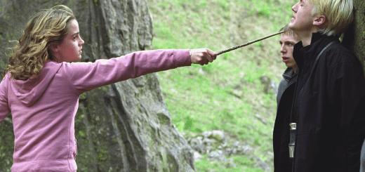 hermione draco