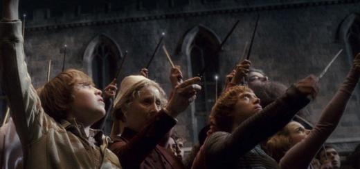 Harry Potter BlogHogwarts Alan Rickman Snape Muerte Varitas