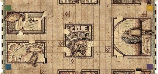 clue harry potter juego 3