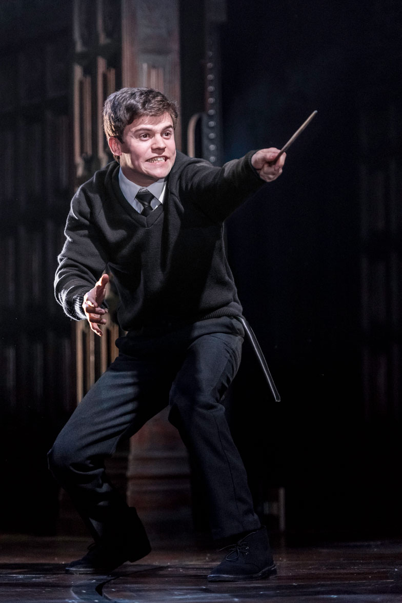 Primeras reseñas oficiales de 'Harry Potter and the Cursed Child'
