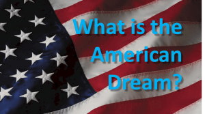 American Dream Rent or Own