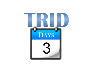 3 day wait TRID