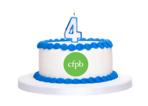 Happy Birthday Consumer Financial Protection Bureau