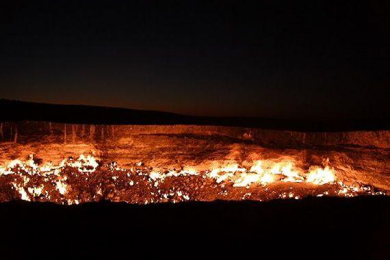 Os portões do inferno