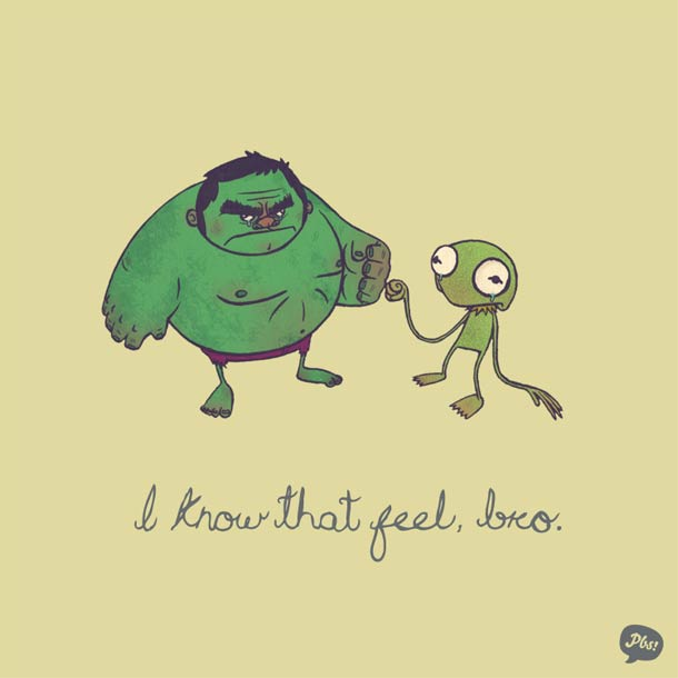 I Know That Feel, Bro
