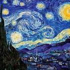 Sinta-se tão talentoso quanto Van Gogh com esse quadro interativo
