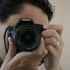 Fotógrafos fazem tudo por uma boa foto