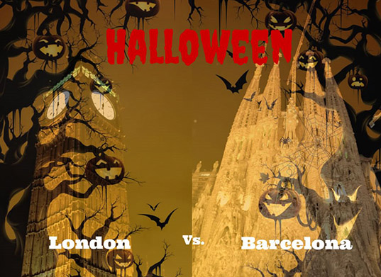 halloween-london-vs-barcelona