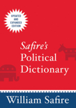 Safire_diccionario