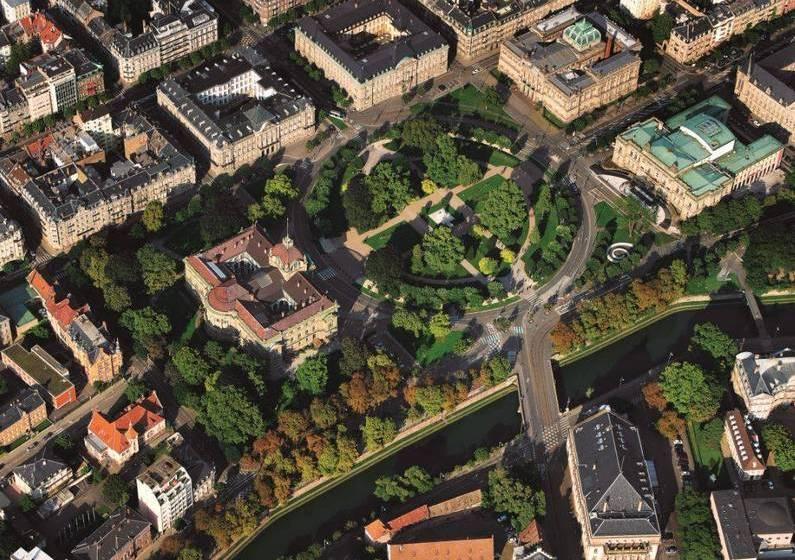 StrasUnesco Strasbourg Unesco Neustadt
