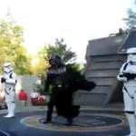Star Wars Mc Hammer módra