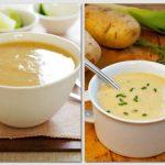 A két sztár: burgonyakrémleves és a zellerkrémleves! Fenséges finomságok a hideg napokra!