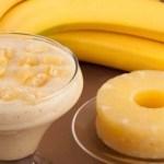 Távolítsd el a zsírt a derékról és a hasról ezzel a hatalmas felvert ananász és banán itallal! Hihetetlennek tűnik, és mégis működik!