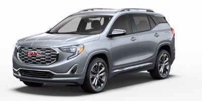 What Colors Are Available for the 2018 GMC Terrain  2018 GMC Terrain Exterior Color Options