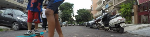 GoPro : Penny Cruising with Kids