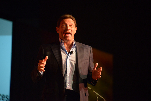 Jordan Belfort at PestWorld 2013