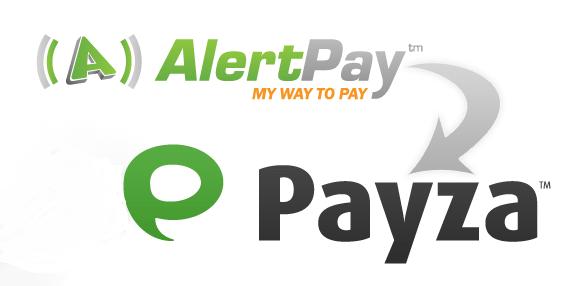Alertpay to Payza