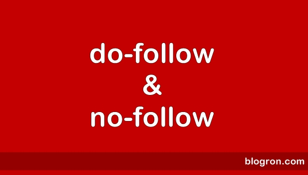do follow no follow