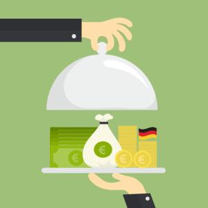 bancos alemanes social media