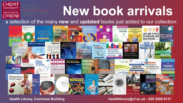 new books in 2017 Health Library
