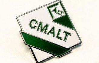 CMALT pin badge