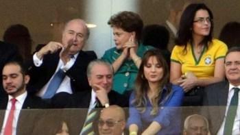 De Eurico Gaspar Dutra a Michel Temer: o time do cora��o dos presidentes da Rep�blica