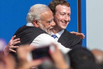 Modi-Zuckerberg