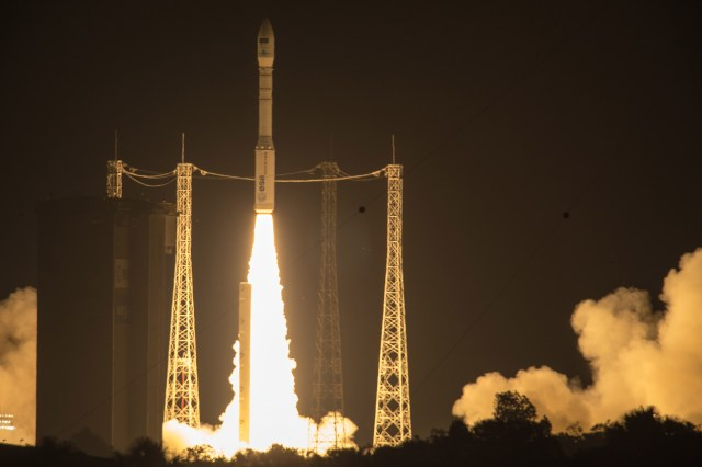 Sentinel-2A launch