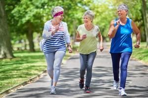 Entre idosos, atividades físicas superam o peso para evitar doença cardíaca