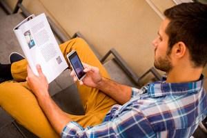 Tecnologia em sala de aula: uso de códigos QR