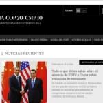 COP20 se inicia en diciembre