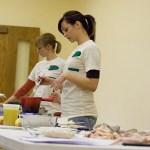 La asesoría de un chef podría ayudar a incrementar el consumo de alimentos saludables en las escuelas