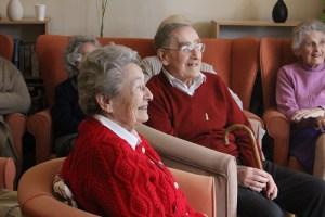 ancianos gerontologia funiber
