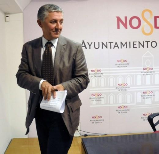 El delegado de Urbanismo, Maximiliano Vílchez, hace balance de sus 100 días.