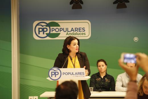 24/02/2017: Junta Dirrectiva provincial del PP Andalucía.
