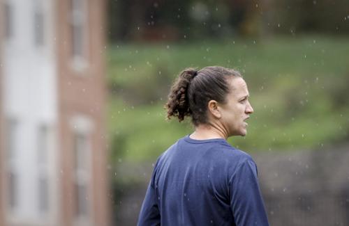 Tanya Vogel, women's soccer