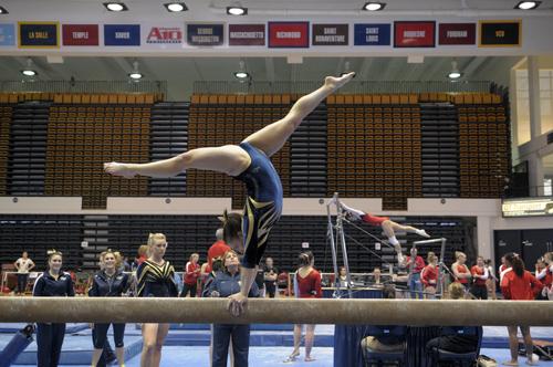 gymnastics, Stephanie Stoicovy