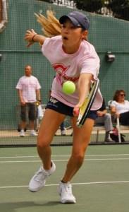 tennis, mimi, hamling