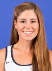 Women's tennis sophomore Lana Robins. Courtesy of GW Athletics.