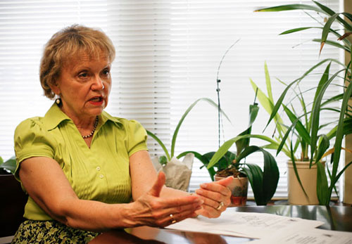 Dianne Martin, the vice provost for faculty affairs, will retire in August. Hatchet File Photo.