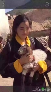 Drolma with Lamb