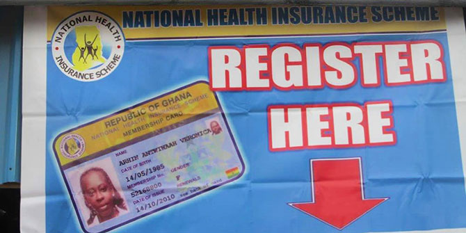 National Health Insurance: struggling to be born