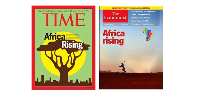 A Farewell to Africa Rising, and Other Grand Narratives on Africa
