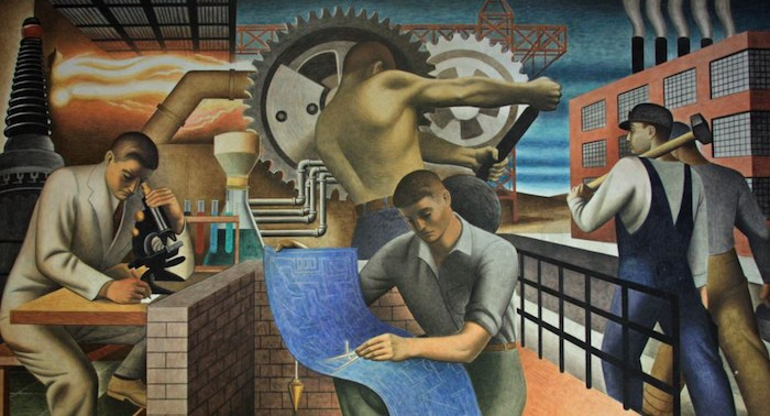 Work: The Digital Economy and the Labouring Body