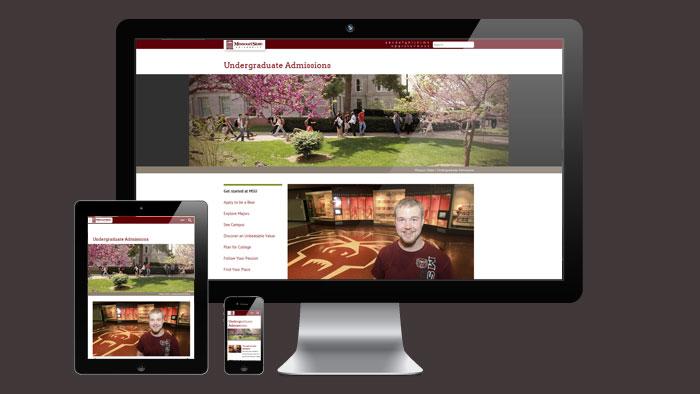 Website views